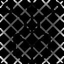 Blockchain Technology Icon