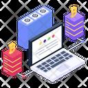 Bitcoin Technology Blockchain Technology Money Technology Icon