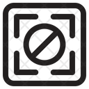 Blocked Block Lock Icon