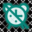Alarm Time Blocked Icon