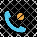 Blocked Call Phone No Answer Icon