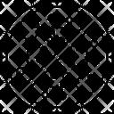 Blocked Coronavirus Coronavirus Pandemic Icon