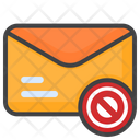Blocked Email Icon