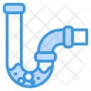 Pipe Plumbering Home Repair Icon
