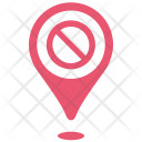 Blocked place Icon