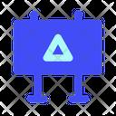 Blocker Equipment Work Icon