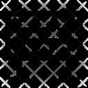 Blocker Construction Tool Icon
