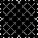 Blocks Boxes Design Icon