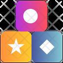Box Toy Blocks Icon