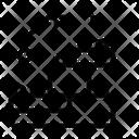 Blocks Bricks Cubes Icon