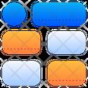 Blocks Layout Ui Icon