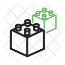 Blocks Brick Puzzle Icon