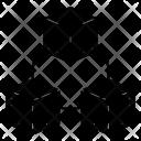 Blocks Circle Refresh Icon