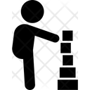 Blocks Building Icon