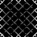 Blocks Chain Database Blocks Blocks Chain Network Icon