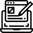 Blog Write Edit Icon