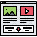 Article Post Advertising Icon