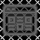 Blog Post Content Icon