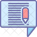 Blog Article Icon