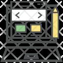 Blog Management Web Icon