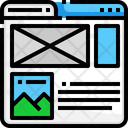 Blog Article Content Icon