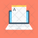 Blog Commenting Blogging Icon