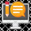 Blog Article Web Icon