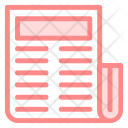Blog Feed News Icon