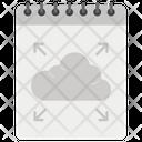 Blog Cloud Icon