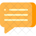 Blog Commenting Chat Icon