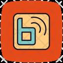 Blog Concept Finance Icon