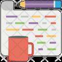 Blog Management Blog Marketing Blog Processing Icon