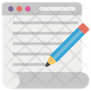 Blog Page Icon