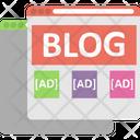 Blog site Icon