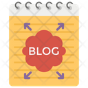 Blog Structure Icon