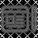 Blogger Blog Post Icon