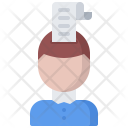 Blogger Content Idea Icon