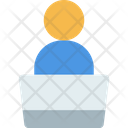 M Blogger Icon
