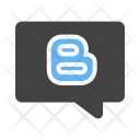 Blogging Site Blog Icon