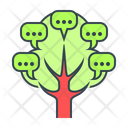 Blogging Chat Comment Icon