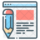 Blogging Site Icon