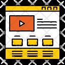 Blogging Website Page Icon