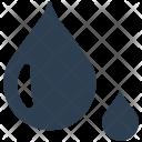 Blood Drop Oil Icon