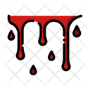 Blood Blood Spot Blood Stain Icon