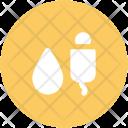 Blood Bag Donation Icon
