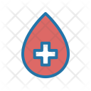 Blood Donor Medical Icon