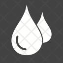 Blood Drop Doate Icon