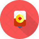 Blood Medical Tool Icon
