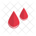 Blood Drop Healthcare Icon