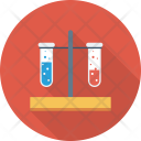Blood Test Chemical Icon